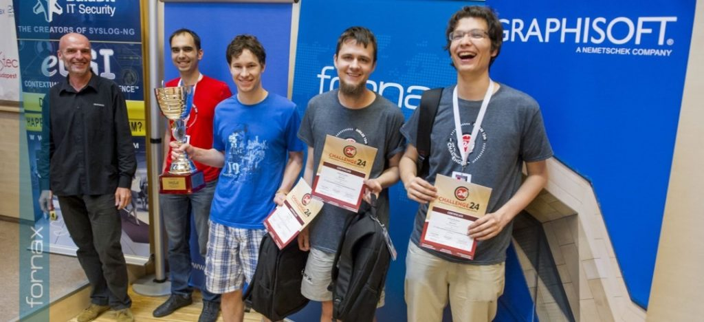 A new team behind this year's Challange24 tasks! – Supported by Fornax