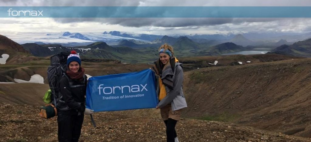 Fornax in Iceland with the Hungarian Scout Association