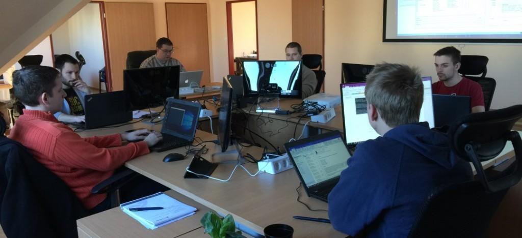 Új Fornax fejlesztői központ nyílt Veszprémben