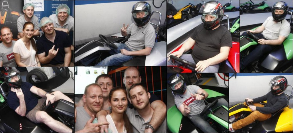 A New Challenge –  Fornax ICT entered a Go-kart race
